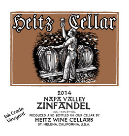 Heitz Cellar Heitz Cellar Zinfandel 'Ink Grade Vineyard' (2014)