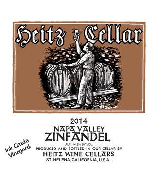 Heitz Cellar Heitz Cellar Zinfandel 'Ink Grade Vineyard' (2014)
