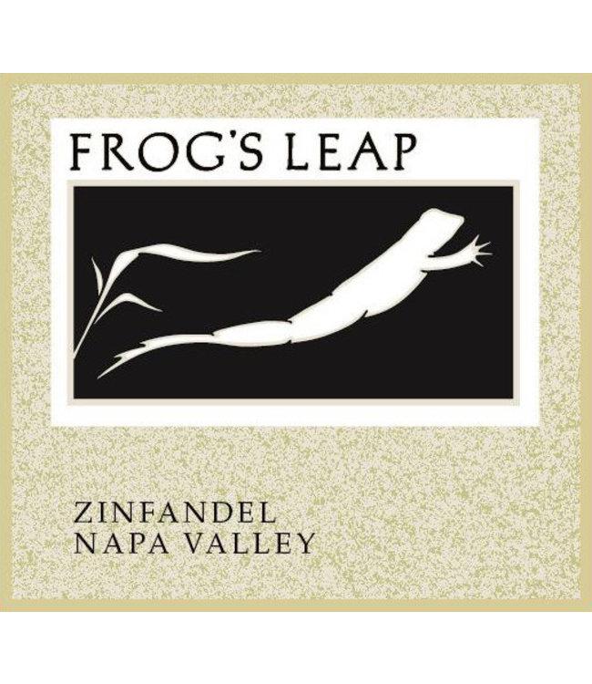 Frog's Leap Zinfandel (2017)