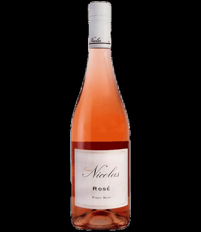 Maison Nicolas Pinot Noir Rose (2019)