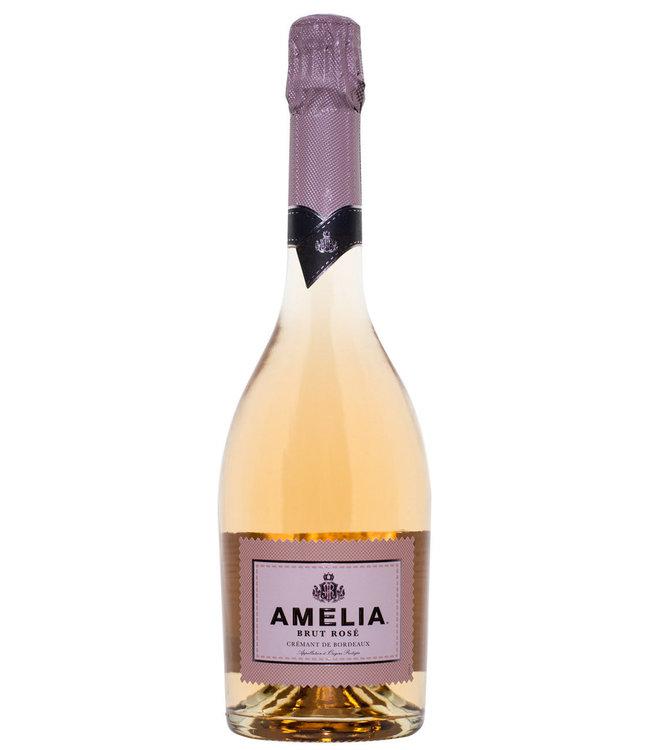 Amelia Cremant de Bordeaux Brut Rose