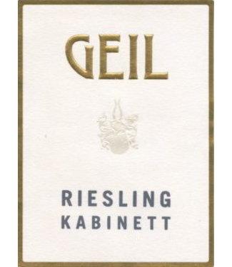 Johann Geil Johann Geil Bechtheimer Rosengarten Riesling Kabinett (2015)