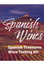 Virtual@Vintage Spanish Wines Tasting Kit