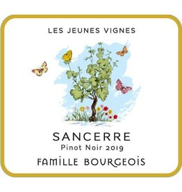Famille Bourgeois Famille Bourgeois Sancerre Pinot Noir Rose Les Jeunes Vignes (2019)
