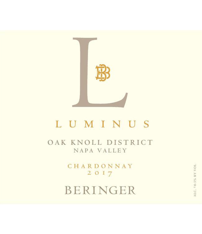 Beringer Vineyards Chardonnay 'Luminus' (2018)