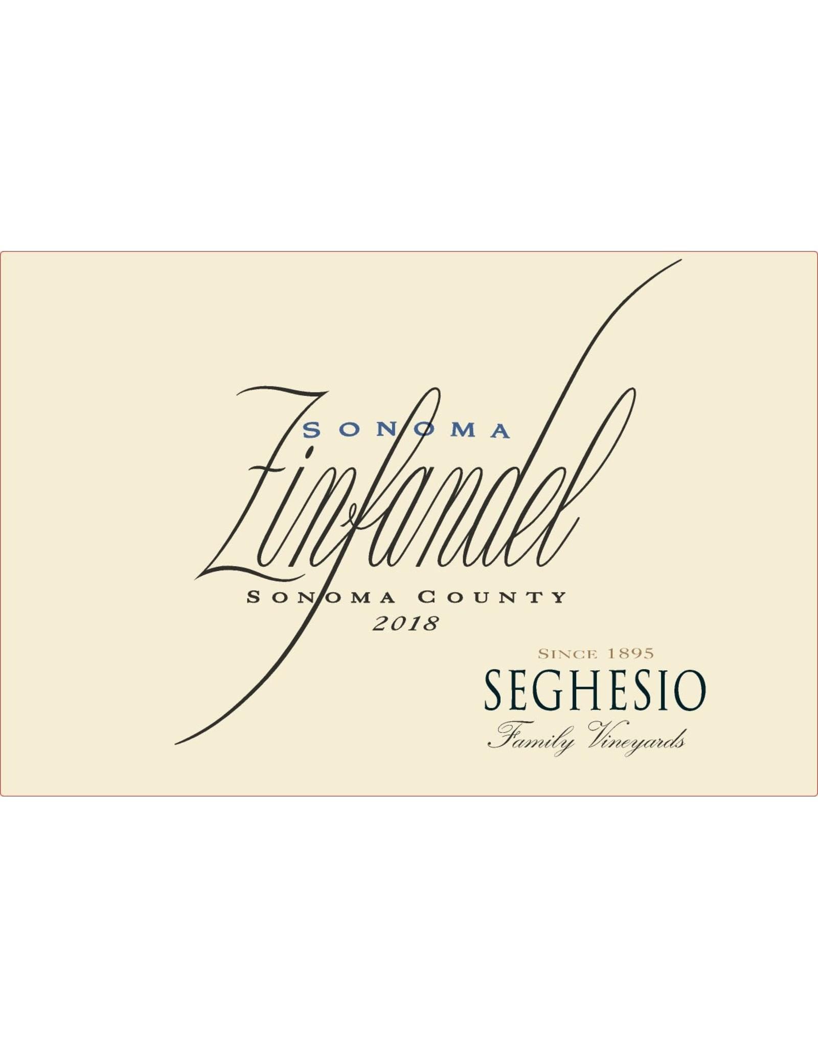 Seghesio Seghesio Zinfandel Sonoma (2018)
