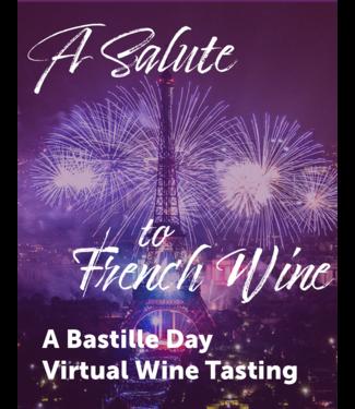 Vintage Virtual Tasting A Salute to French Wine Tasting Kit