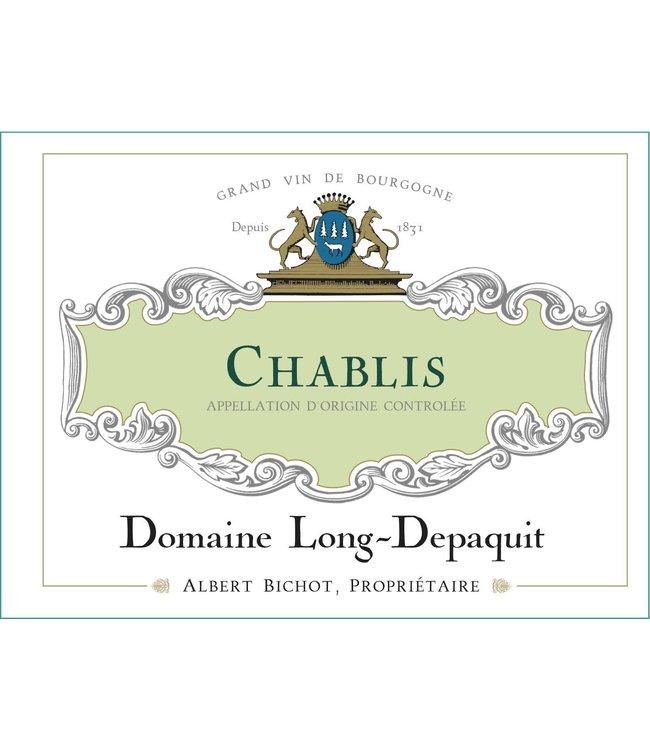 Albert Bichot Chablis 'Domaine Long-Depaquit' (2018)