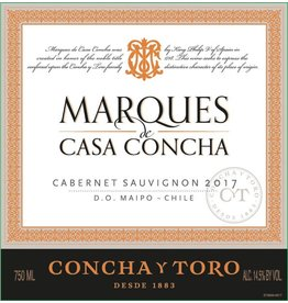 Concha Y Toro Concha Y Toro Marques Casa Concha Cabernet Sauvignon (2017)