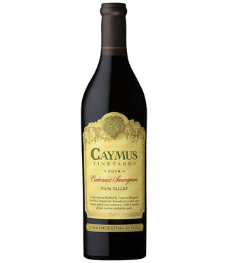 Wagner Family of Wines Caymus Cabernet Sauvignon (2019) 1L bottle