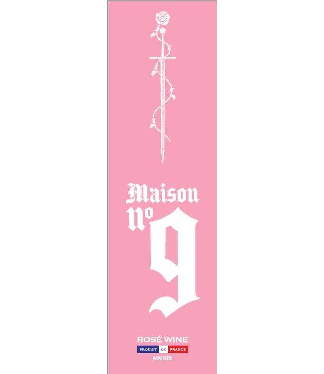 Maison No. 9 Cotes-du-Provence Rose (2019)