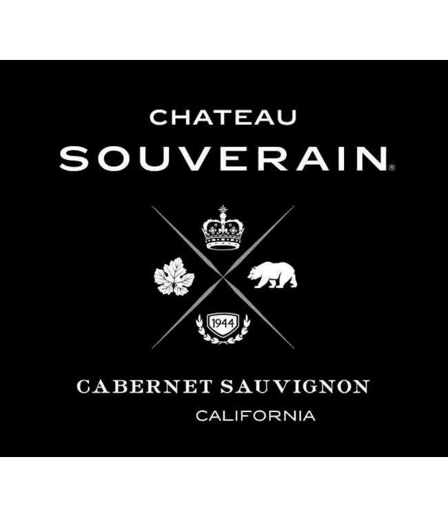 Chateau Souverain Cabernet Sauvignon (2018)