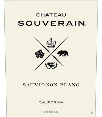 Chateau Souverain Chateau Souverain Sauvignon Blanc (2018)