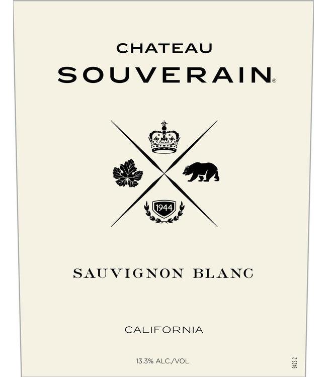 Chateau Souverain Sauvignon Blanc (2018)