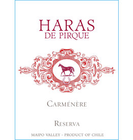 Haras de Pirque Carmenere Reserva (2015)