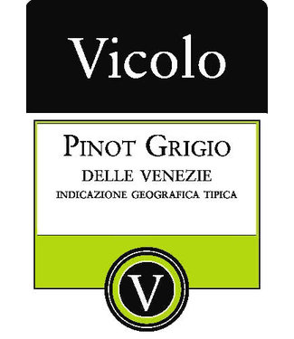 Vicolo Vicolo Pinot Grigio IGT Della Venezie (2018)