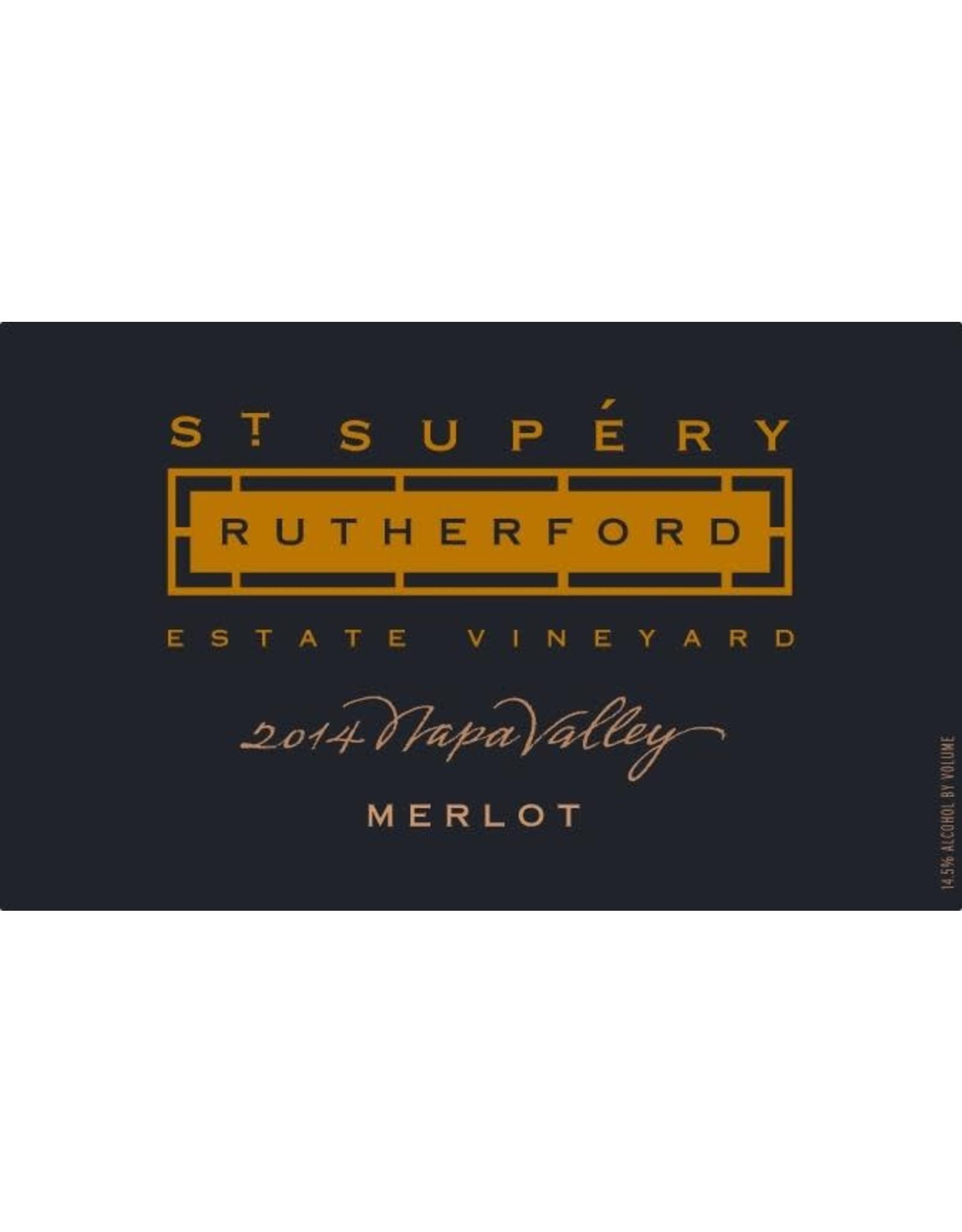 St. Supery Vineyards St. Supery Vineyards Merlot Rutherford (2009)