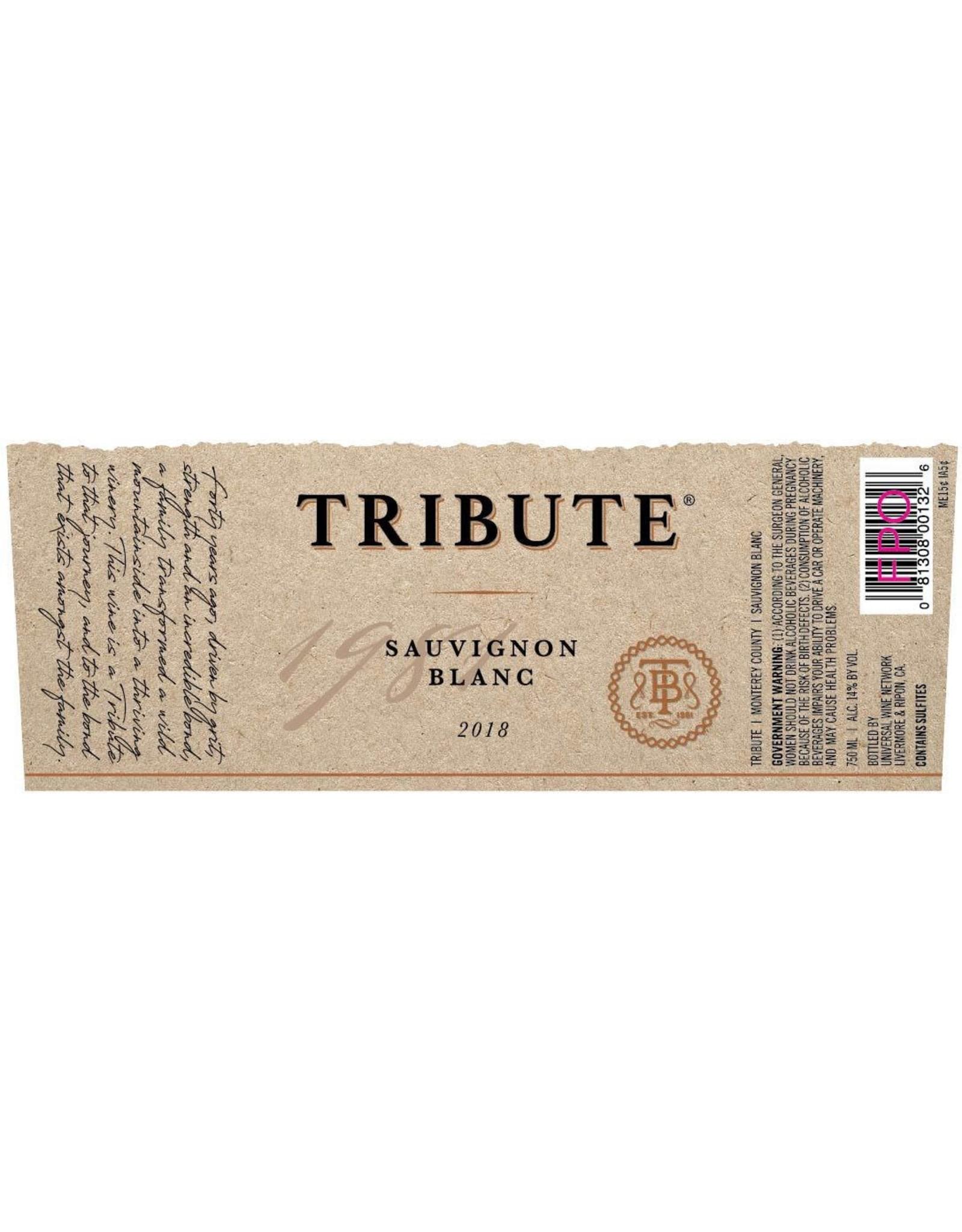 Tribute Sauvignon Blanc (2018)