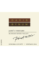Davis Bynum Davis Bynum Pinot Noir 'Janes Vineyard' (2014) 1.5ltr