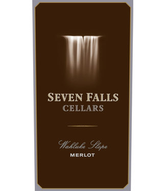 Seven Falls Winery Seven Falls Winery Merlot (2015)