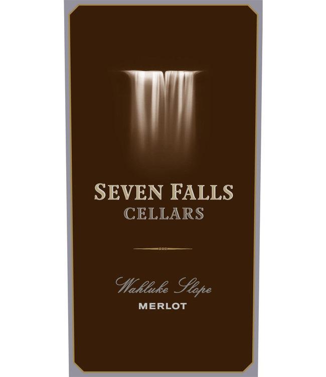 Seven Falls Winery Merlot (2016)