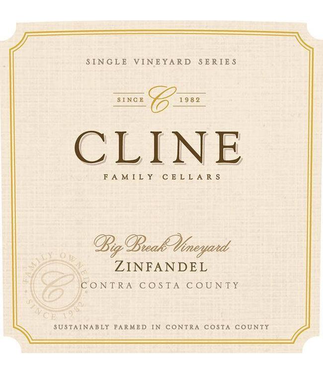 Cline Zinfandel 'Big Break Vineyard' (2017)