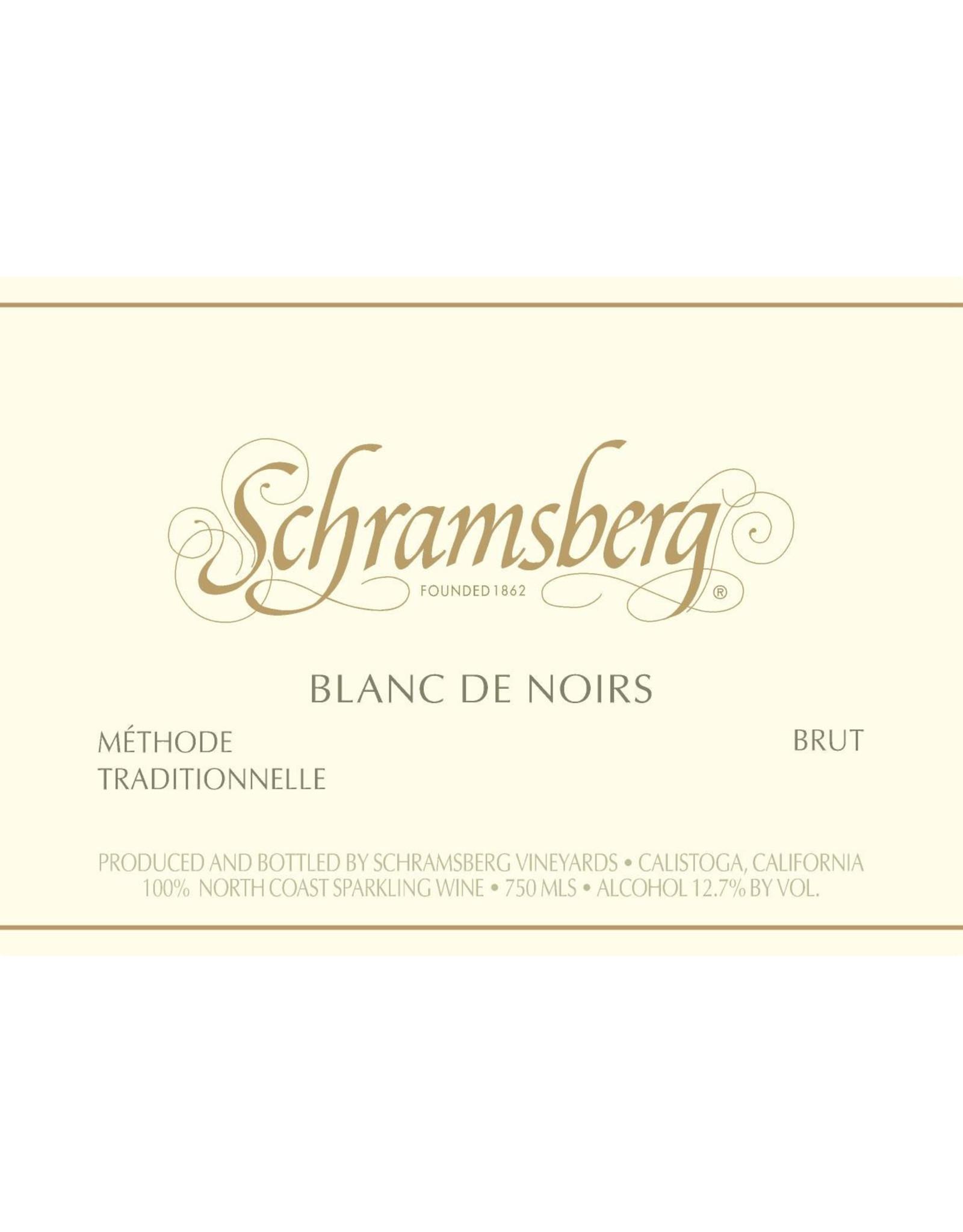 Schramsberg Schramsberg Blanc de Noirs (2016)
