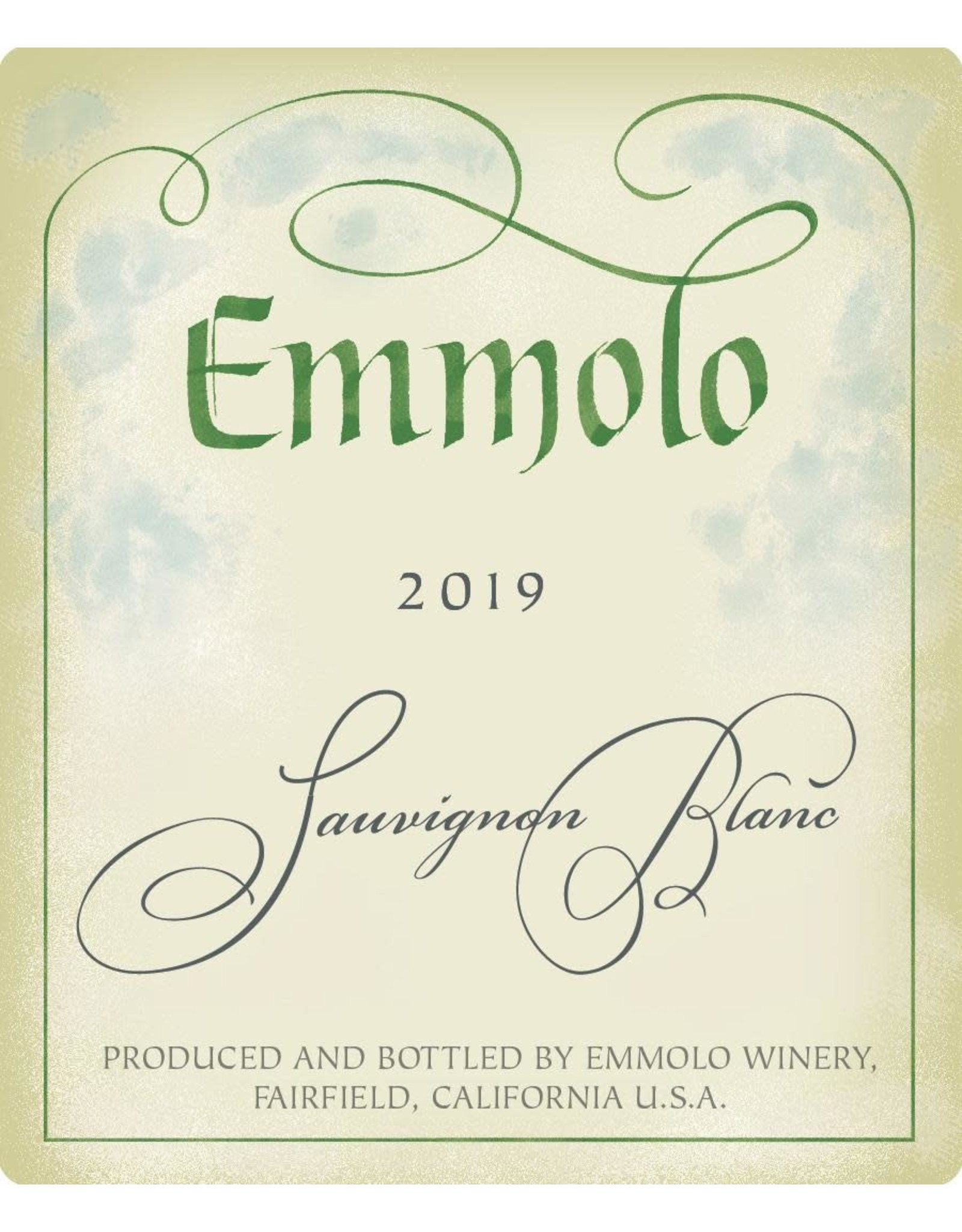 Wagner Family of Wines Emmolo Sauvignon Blanc (2019)