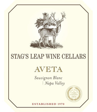 Stag's Leap Wine Cellars Stag's Leap Wine Cellars Sauvignon Blanc 'Aveta' (2017)