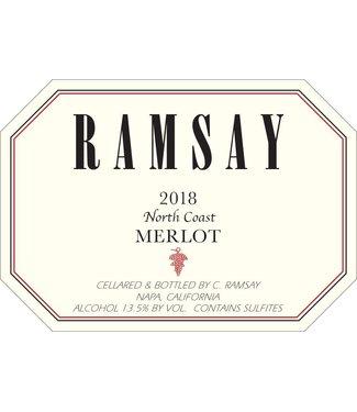 Ramsay Wines Ramsay Merlot (2018)