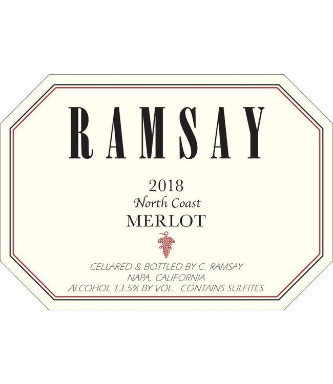 Ramsay Merlot (2018)