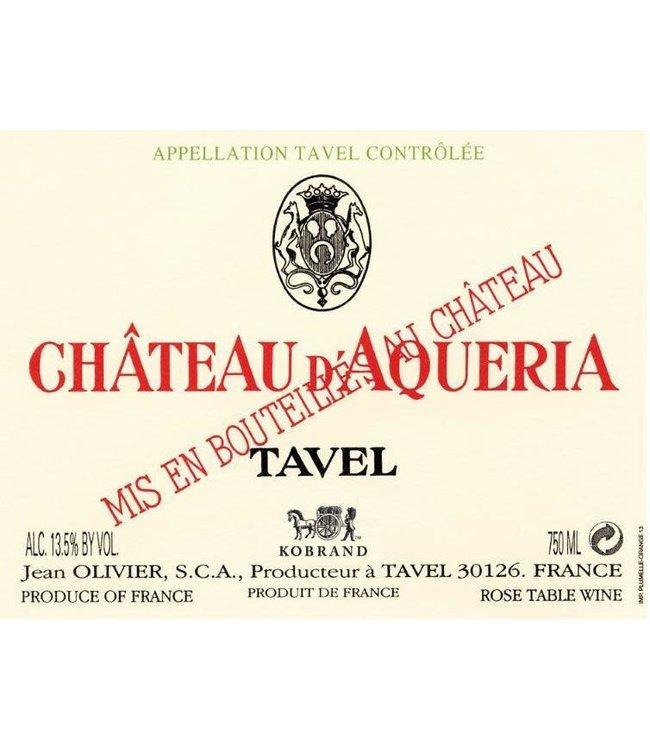 Jean Olivier Tavel Chateau D'Aqueria (2018)