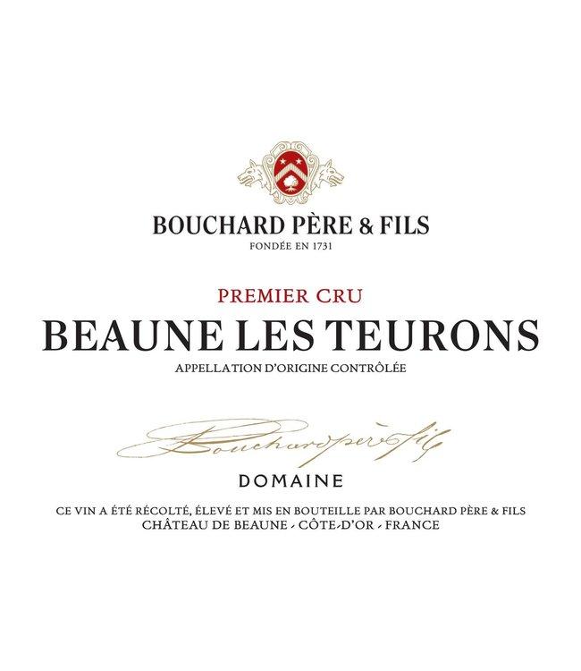 Bouchard Père et Fils Beaune 1er Cru Teurons (1983)