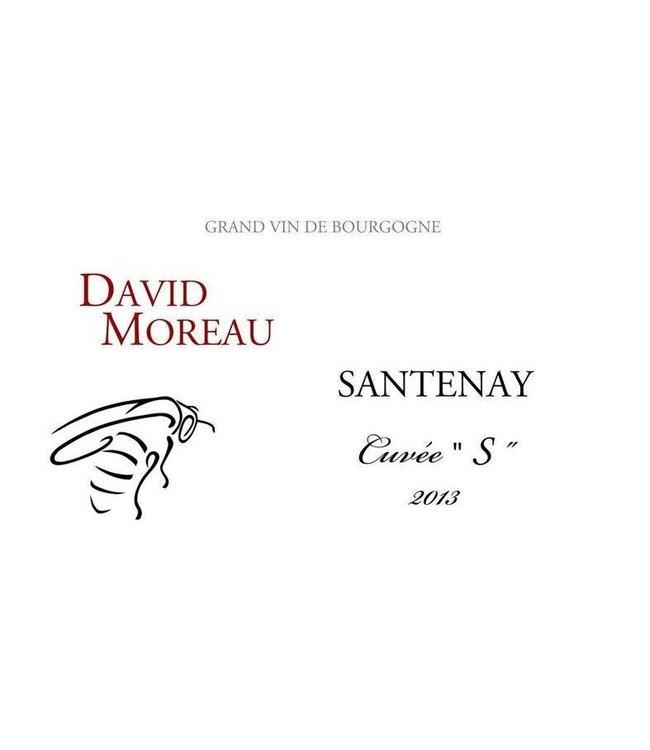 David Moreau Santenay Cuvee S (2014)