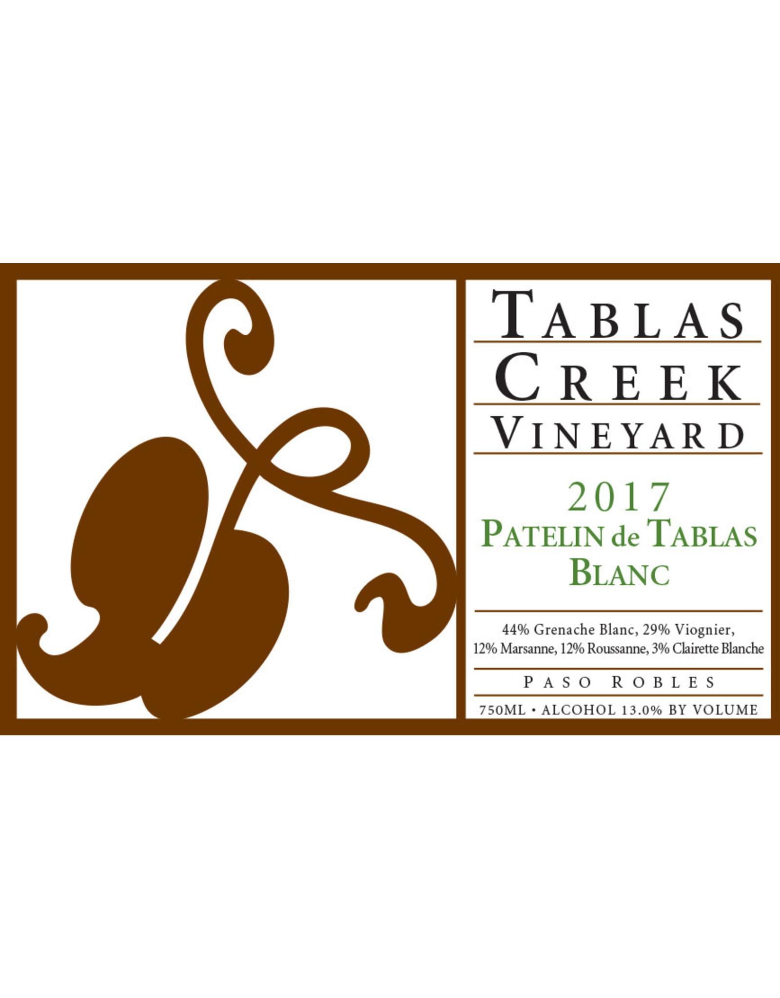 Tablas Creek Tablas Creek Patelin de Tablas Blanc (2017)