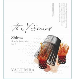 Yalumba Yalumba Shiraz Y Series (2017)