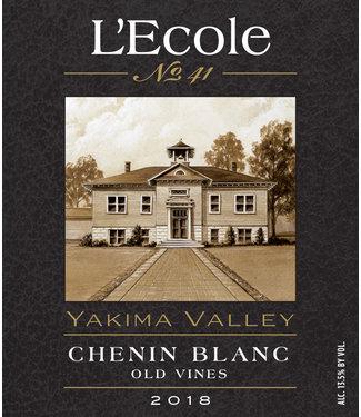 L'Ecole No. 41 L'Ecole 41 Old Vines Chenin Blanc (2018)