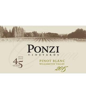 Ponzi Vineyards Ponzi Vineyards Pinot Blanc (2017)
