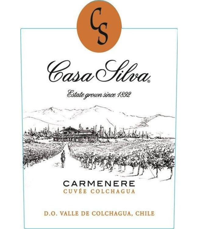 Casa Silva Cuvee Colchagua Carmenere (2018)
