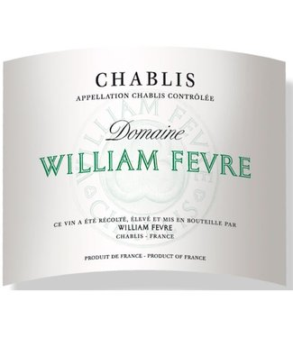 Domaine William Fevre Domaine William Fevre Chablis (2018) 375ml