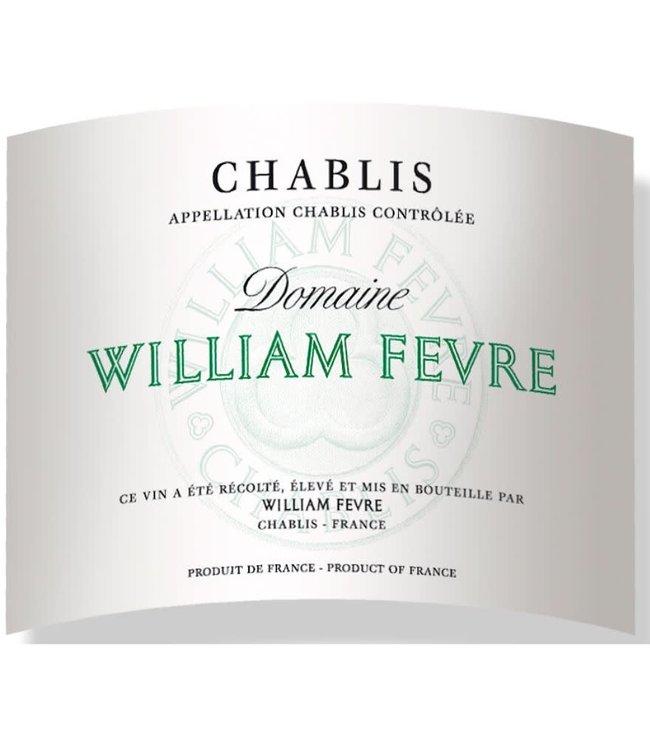 Domaine William Fevre Chablis (2018) 375ml