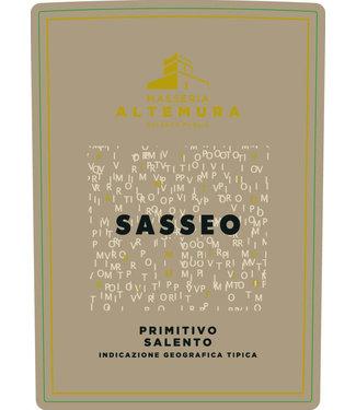 Masseria Altemura Masseria Altemura Salento 'Sasseo' Primitivo (2017)