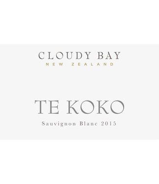 Cloudy Bay Cloudy Bay Sauvignon Blanc 'Te Koko' (2016)