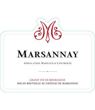 Domaine du Chateau de Marsannay Chateau de Marsannay Marsannay (2017)