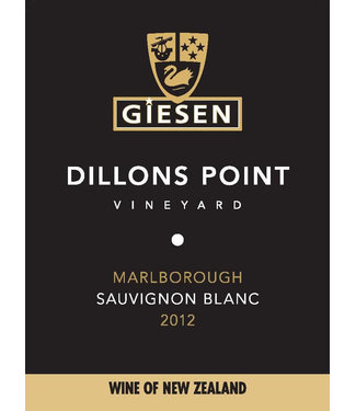 Giesen Giesen Sauvignon Blanc Dillons Point (2013)