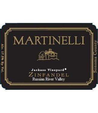 Martinelli Martinelli Zinfandel Jackass Vineyard (2017)