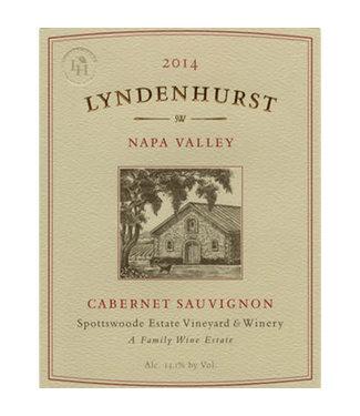 Spottswoode Spottswoode Cabernet Sauvignon Lyndenhurst (2014)