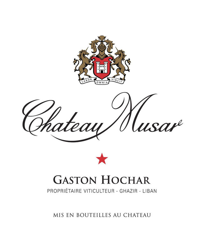 Chateau Musar Rouge (2010)