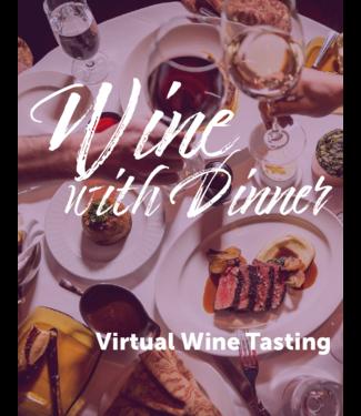 Virtual@Vintage Wine with Dinner Tasting Kit