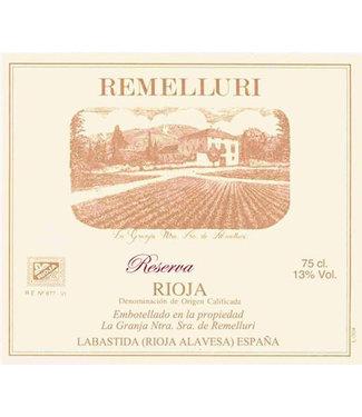 Remelluri Remelluri Rioja Reserva (2011) 375ml